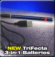 Trifecta 3-in-1 Battery